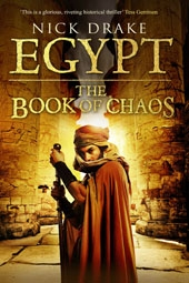 Egypt: The Book of Chaos by Nick Drake