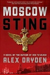 Moscow Sting | Dryden, Alex | Signed First Edition Book