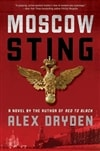 Moscow Sting | Dryden, Alex | First Edition Book