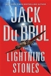 The Lightning Stones by Jack Du Brul | Signed First Edition Book