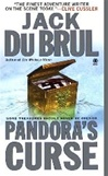 Pandora's Curse | DuBrul, Jack | Signed 1st Edition Thus Mass Market Paperback Book