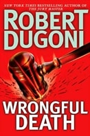 Wrongful Death | Dugoni, Robert | Signed First Edition Book