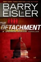 Detachment, The | Eisler, Barry | Signed First Edition Trade Paper Book