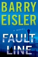 Fault Line | Eisler, Barry | Signed First Edition Book