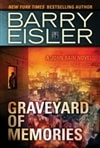 Eisler, Barry | Graveyard of Memories | Signed First Edition Trade Paper Book