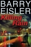 Eisler, Barry - Killing Rain (Signed First Edition)