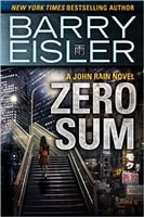 Zero Sum | Eisler, Barry | Signed First Edition Book