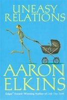Uneasy Relations | Elkins, Aaron | Signed First Edition Book