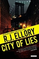 City of Lies | Ellory, R.J. | Signed First Edition Book