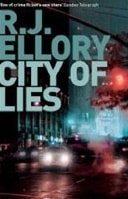 City of Lies | Ellory, R.J. | Signed 1st Edition Thus UK Trade Paper Book
