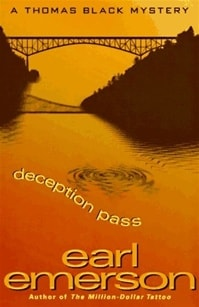 Deception Pass | Emerson, Earl | Signed First Edition Book