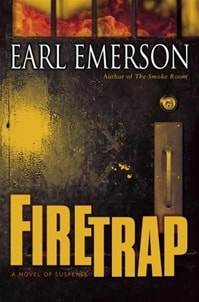 Firetrap | Emerson, Earl | Signed First Edition Book