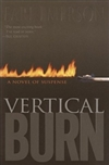 Vertical Burn | Emerson, Earl | Signed First Edition Book