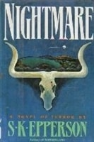 Nightmare | Epperson, S.K. | First Edition Book