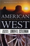 American West | Estleman, Loren D. | Signed First Edition Trade Paper Book