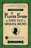 Adventure of the Plated Spoon and Other Tales of Sherlock Holmes | Estleman, Loren D. | Signed First Edition Book