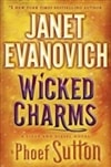 Evanovich, Janet & Sutton, Phoef | Wicked Charms | Double-Signed First Edition Book