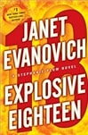 Explosive Eighteen | Evanovich, Janet | Signed First Edition Book