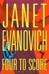 Evanovich, Janet | Four to Score | Signed First Edition Book
