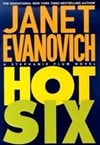Evanovich, Janet - Hot Six (Signed First Edition)