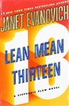 Evanovich, Janet - Lean Mean Thirteen (Signed First Edition)