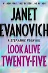 Look Alive Twenty-Five by Janet Evanovich | Signed First Edition Book