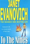To the Nines | Evanovich, Janet | Signed First Edition UK Book