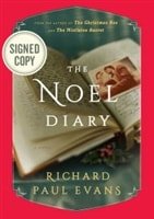 Noel Diary, The | Evans, Richard Paul | Signed First Edition Book