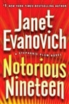 Notorious Nineteen | Evanovich, Janet | Signed First Edition Book