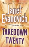 Evanovich, Janet | Takedown Twenty | Signed First Edition Book