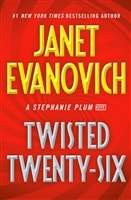 Evanovich, Janet | Twisted Twenty-Six | Signed First Edition Copy