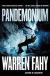 Fahy, Warren | Pandemonium | Signed First Edition Book