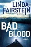 Bad Blood | Fairstein, Linda | Signed First Edition Book