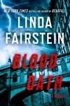 Fairstein, Linda | Blood Oath | Signed First Edition Copy