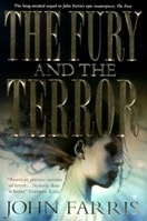 The Fury and the Terror by John Farris | Signed First Edition Book