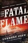 Fatal Flame | Faye, Lyndsay | Signed First Edition Book