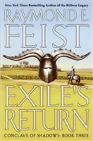 Exile's Return | Feist, Raymond E. | Signed First Edition Book