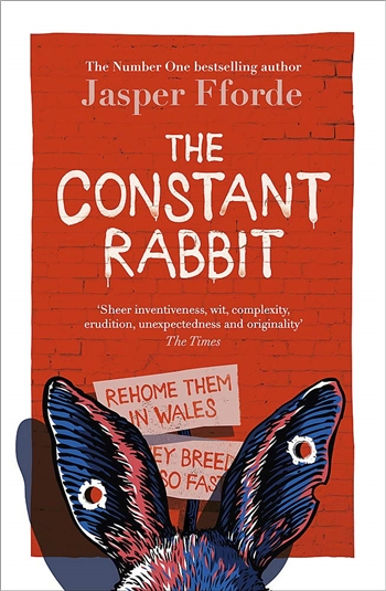 The Constant Rabbit by Jasper Fforde