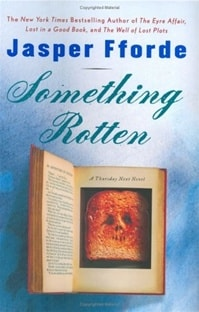 Something Rotten | Fforde, Jasper | Signed First Edition Book