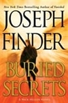 Buried Secrets | Finder, Joseph | Signed First Edition Book