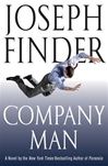 Company Man | Finder, Joseph | First Edition Book