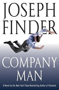 Company Man | Finder, Joseph | Signed First Edition Book