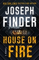 Joseph Finder | House on Fire | Signed First Edition Book