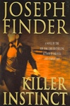 Killer Instinct | Finder, Joseph | Signed First Edition Book