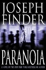 Paranoia | Finder, Joseph | Signed First Edition Book