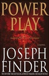 Finder, Joseph - Power Play (Signed First Edition )