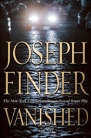 Vanished | Finder, Joseph | Signed First Edition Book