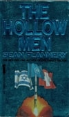 Hollow Men, The | Flannery, Sean (Hagberg, David) | Signed 1st Edition Mass Market Paperback Book