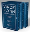 Flynn, Vince - Collector's Edition Trilogy: Separation of Power, Executive Power, and Memorial Day (Signed Limited Blue Edition)