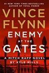 Mills, Kyle (as Flynn, Vince) | Enemy at the Gates | Signed First Edition Book